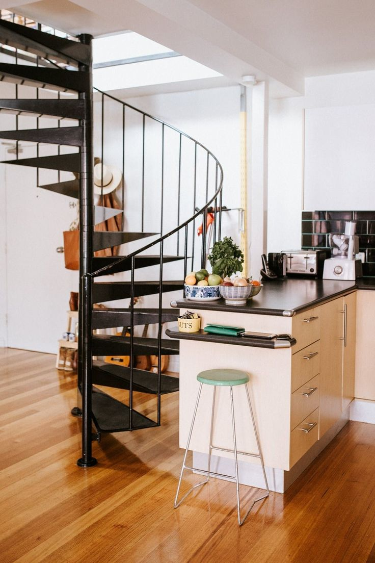Best 4 Easy Diy Ways To Finish Your Basement Stairs Spiral 400 x 300