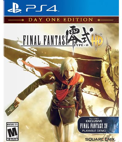 Final Fantasy Type-0 HD is on our list this weekend.  It's trending at $56.57 with $35 cash back if returned in 60 days.