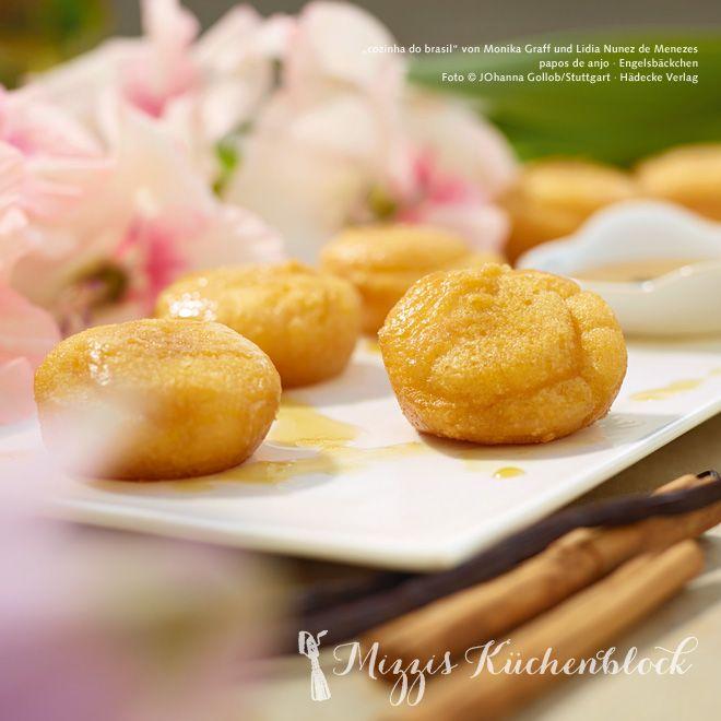 Papos De Anjo · Engelsbäckchen · Dessert Aus Brasilien · Rezeptwoche