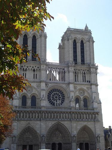 Notre Dame | #Parigi #TRAVELSTALES