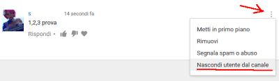 Poco tempo fa ti avevo spiegato come bloccare un utente su youtube operazione che in alcuni casi è cosa buona e giusta per non dire indispensabile. Ci sono però dei casi in cui questa procedura non è sufficiente per bloccare il malintenzionato che continua imperterrito a commentare sotto i commenti delle altre persone. Per superare questo problema dunque occorre imparare come far sparire un utente dal tuo canale tramite un apposito comando di youtube. Vediamo subito come fare. Come…