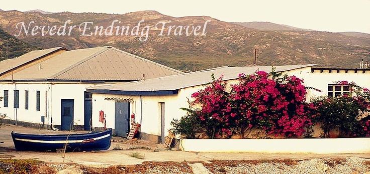 Między morzem Jońskim, a Egejskim; Grecja // Between Ionian and Aegean Sea; Greece
