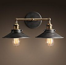 78 best ideas about restoration hardware lighting on pinterest orb light fixture entryway Restoration bathroom lighting