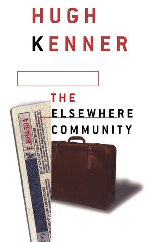 The Elsewhere Community: Acclaimed literary critic Hugh Kenner examines Western culture's insatiable need for stimulation encountered elsewhere - from the eighteenth century's Grand Tour, to the self-imposed exile of modernist writers, to the disembodied global journeys the Internet avails us today. Kenner brings to this fascinating study knowledge of a wide array of disciplines. Hugh Kenner has written on topics ranging from geodesic domes to Bugs Bunny, but is perhaps best known for The…