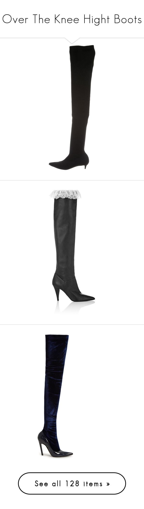 1000 Ideas About Over Knee Boots On Pinterest Knee