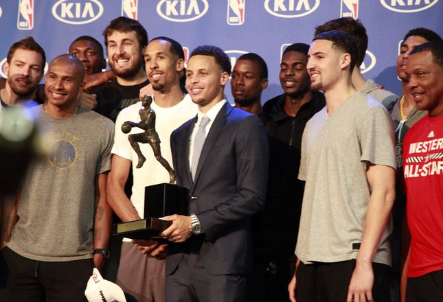 When did Stephen Curry REALLY want to be a Warriors? Well after the draft