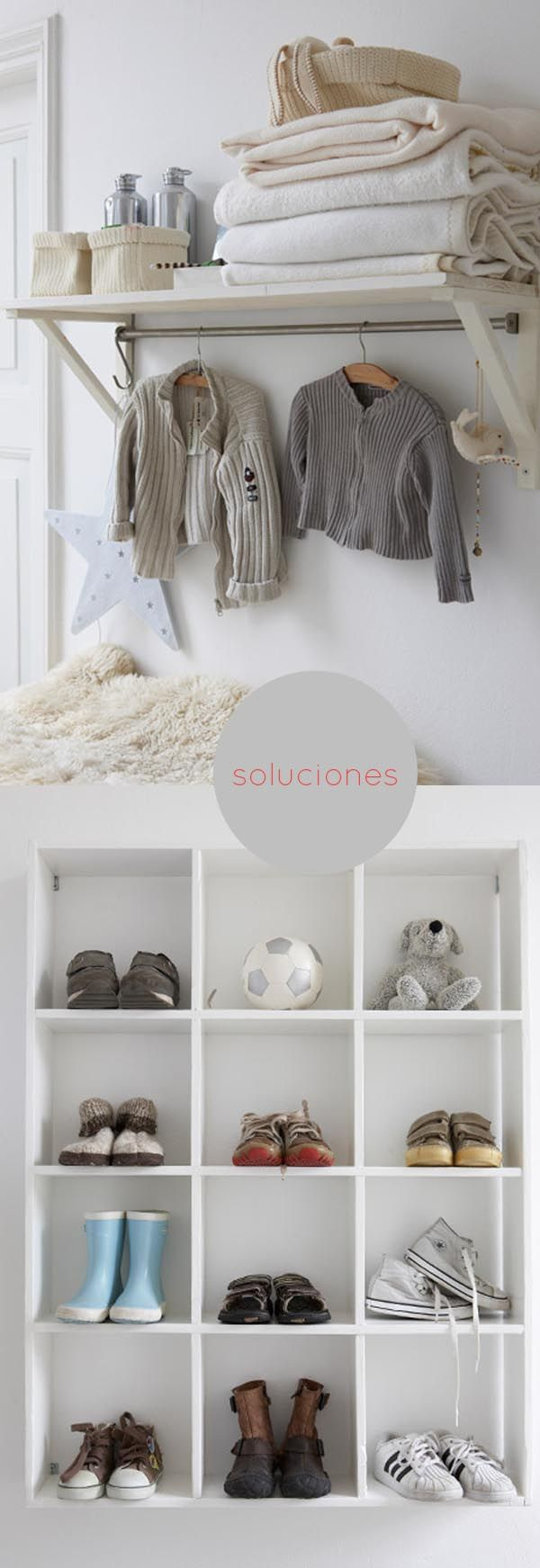 This could work on a deep wardrobe door