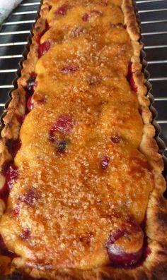 İrmik Hanım'ın Fransız Tatlıları: Yaz meyveli Brulee Tart