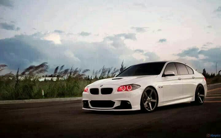 BMW 520d F10