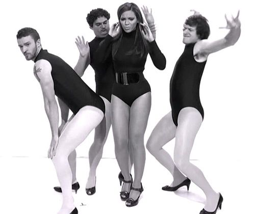 SNL: Beyoncé and Justin Timberlake in Single Ladies Parody
