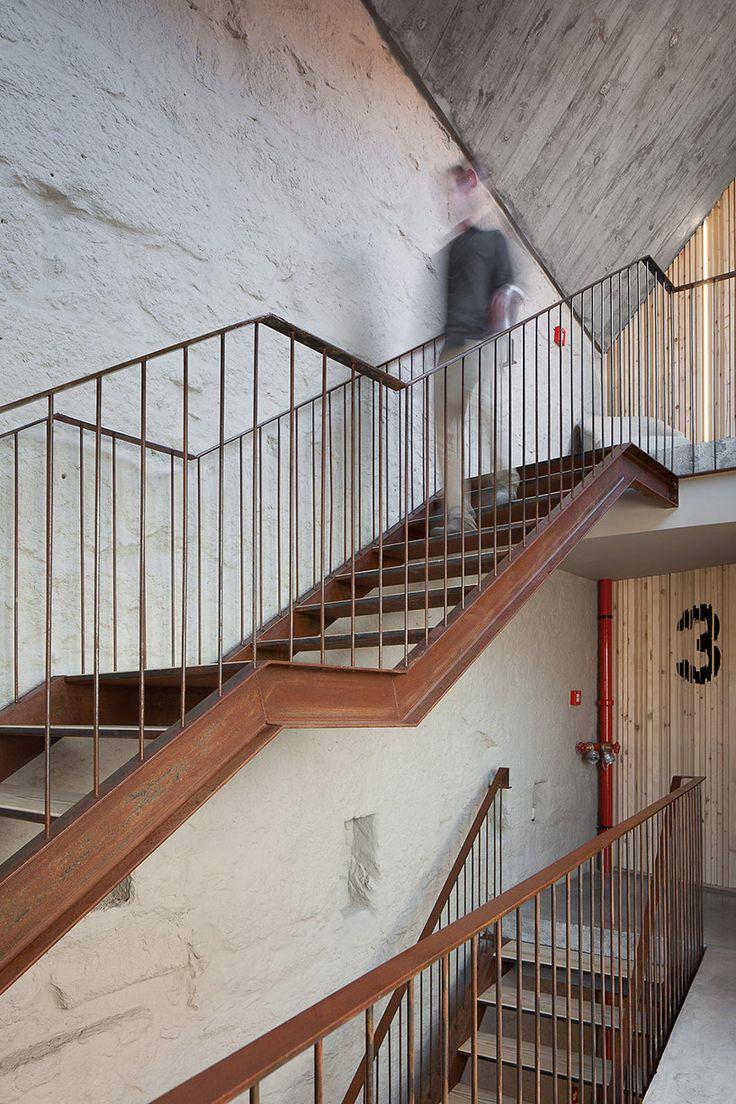 pedra liquida convert warehouse into armazem luxury housing