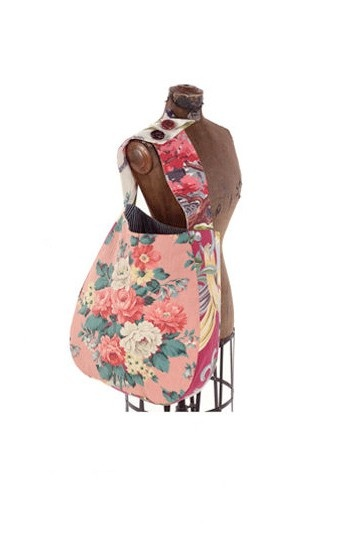Nouveau Hobo Bag – IJ775 sewing pattern from IndygoJunction.com