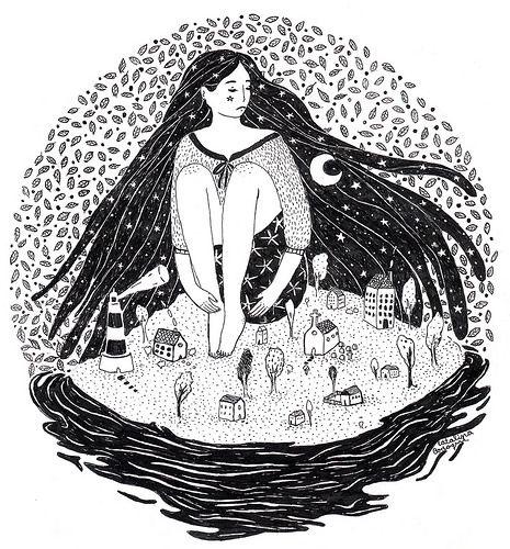 Todo y nada | por Catalina Bodoque