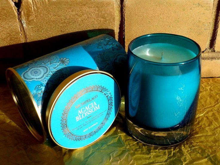 Archipelago Acacia Blossom Soy Candle, Lafco House and Home Bath Soap Marine review/ отзывы