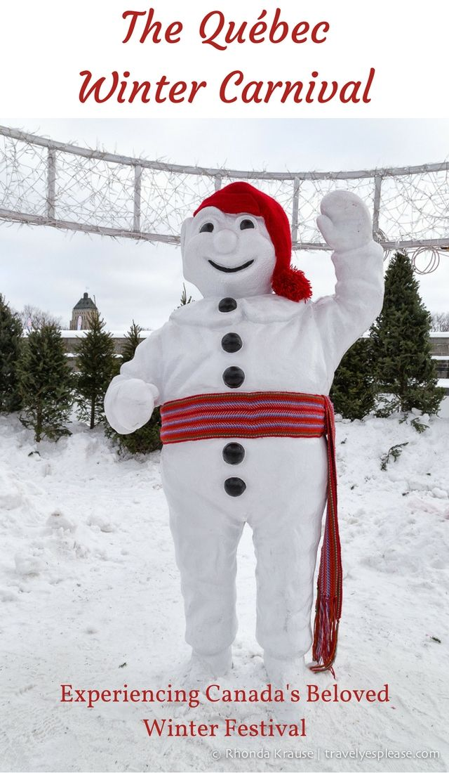 Québec City Winter Carnival