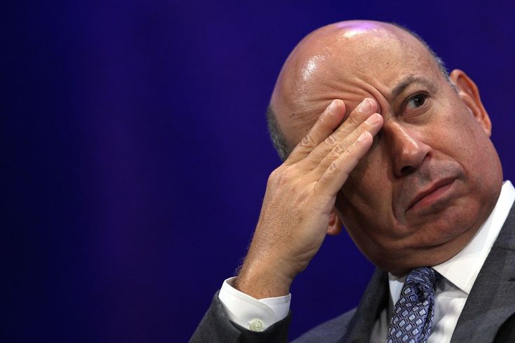 """Why Goldman CEO Lloyd Blankfein Called Bernie Sanders """"Dangerous"""": Blankfein doesn't want someone running for president asking why the U.S. """"can't afford"""" Social Security and Medicare but could afford to bail out his bank."""