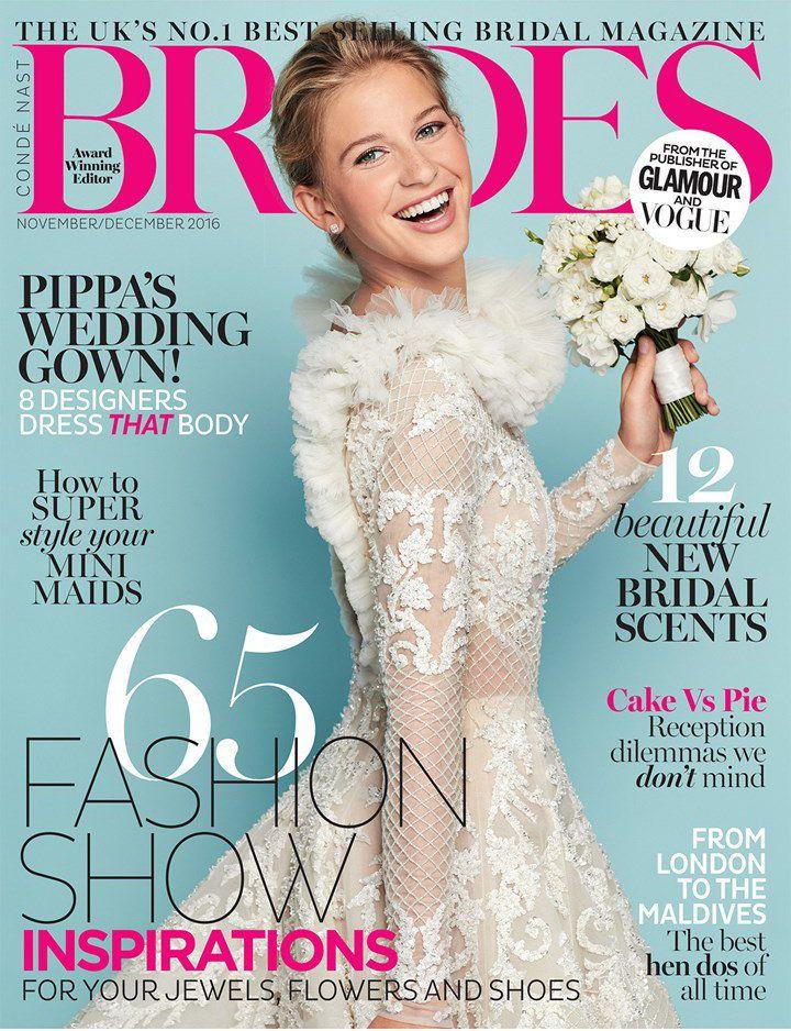 'Brides' Magazine Subscription via Magazine Boutique