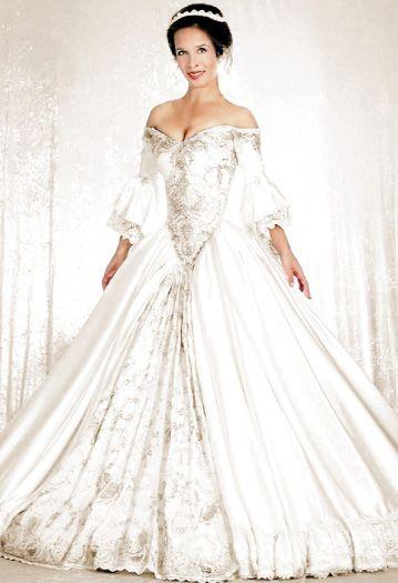 1000  ideas about Victorian Wedding Dresses on Pinterest ...