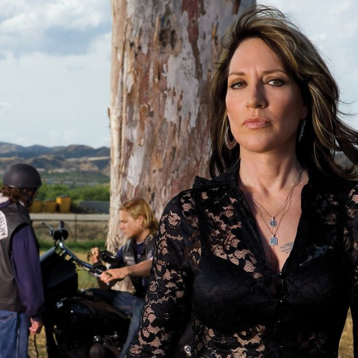# Sons of Anarchy # Gemma Teller Morrow # Katey Sagal # Samcro # Mother