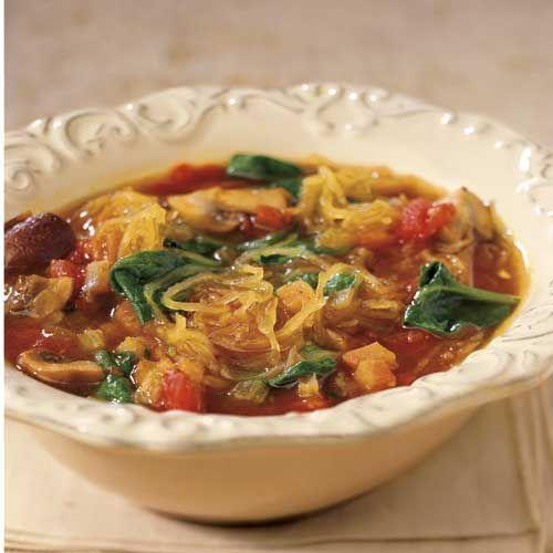 Spaghetti Squash Veggie Soup - Wegmans