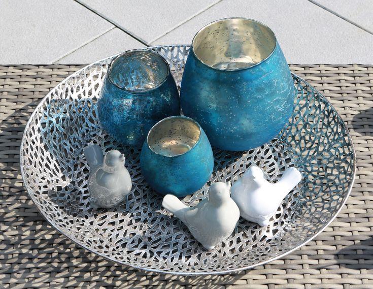 Dekotipp - Schalen stilvoll dekorieren