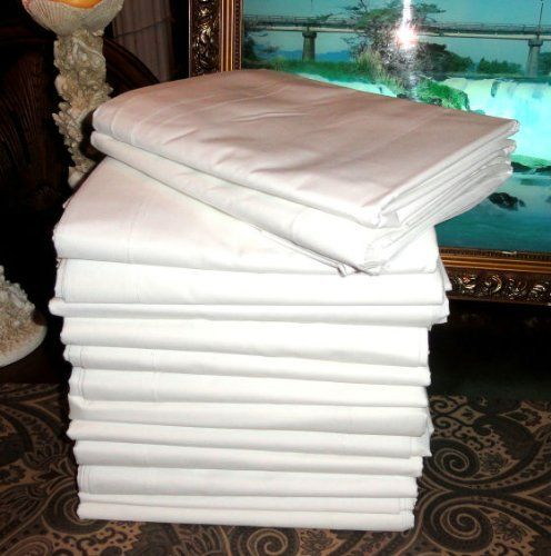 "6 Premium Bright White Massage Table Flat Draw Sheets 54x72"" Linen Soft Finish New by Atlas, http://www.amazon.com/dp/B008IK8HSQ/ref=cm_sw_r_pi_dp_BMgurb1FPE3N6"