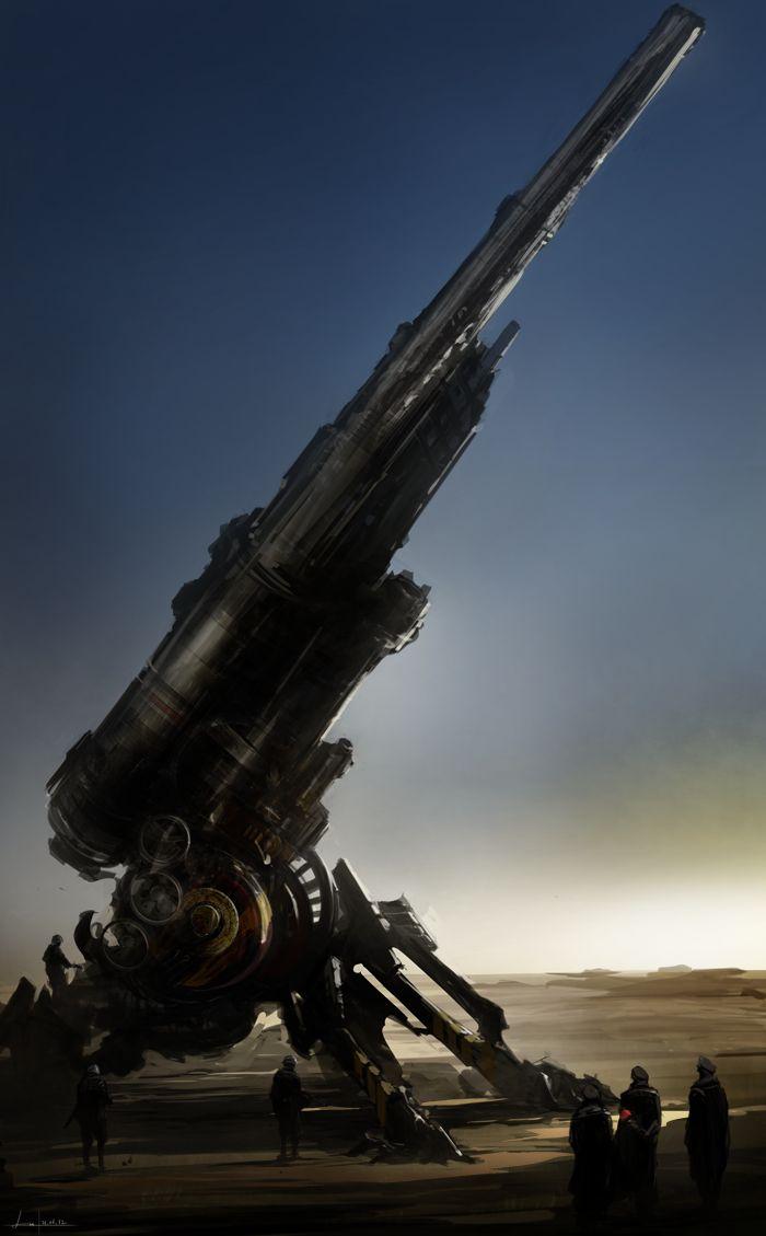 Super Artillery | Sci-Fi Vehicles | Pinterest | Future ...