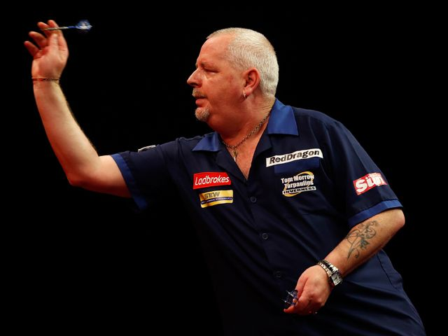 Result: Robert Thornton, James Wade out of World Grand Prix