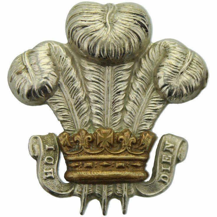 WW1 Royal Wiltshire Yeomanry Regiment Cap Badge