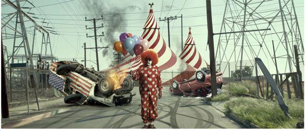 Steve Aoki Ft. Kid Cudi & Travis Barker 'Cudi the Kid' by Jam Sutton, via Behance