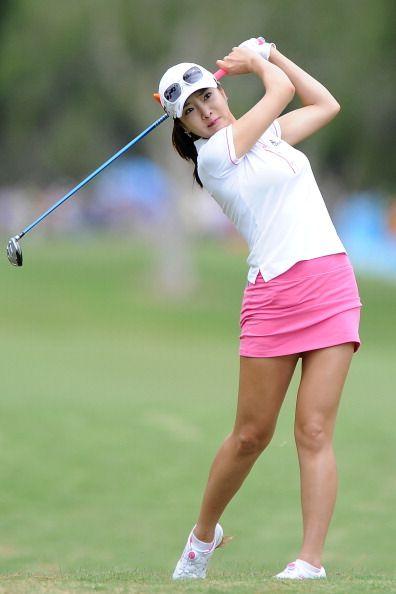 韓国美女ゴルファー最終兵器が来年日本お目見えか?アン・シンエがJLPGAの1次QT突破! | ゴルフシェアマガジン GOLFES