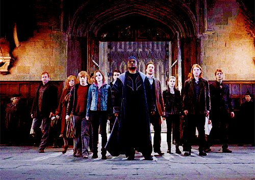 "Most importantly, it gave you some serious squad goals. | 27 Ways ""Harry Potter"" Prepared You For Your Adult Life"