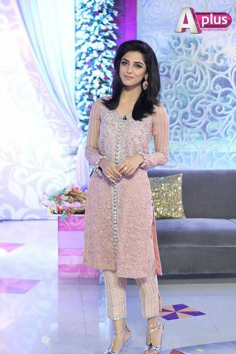 Model Maya Ali, Pakistan