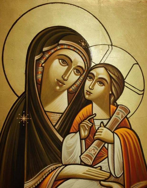 theotokous .( by guirguis t boktor )