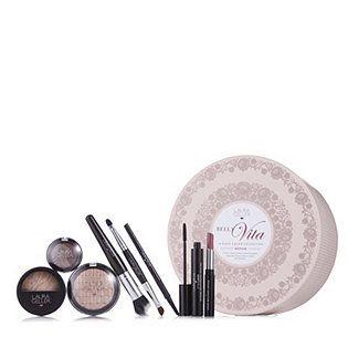 Laura Geller 8 Piece Bella Vita Cosmetics Collection