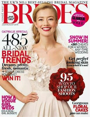 Brides UK – July/August 2014