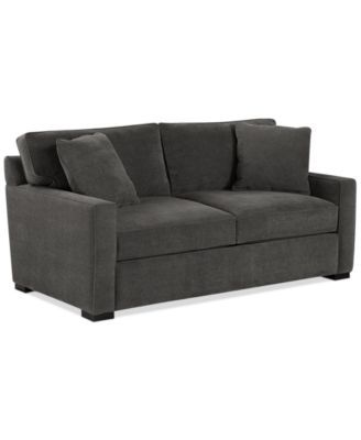 GOOD COLOR. SLEEPER SOFA FOR FAMILY ROOM Radley Fabric Full Sleeper Sofa Bed