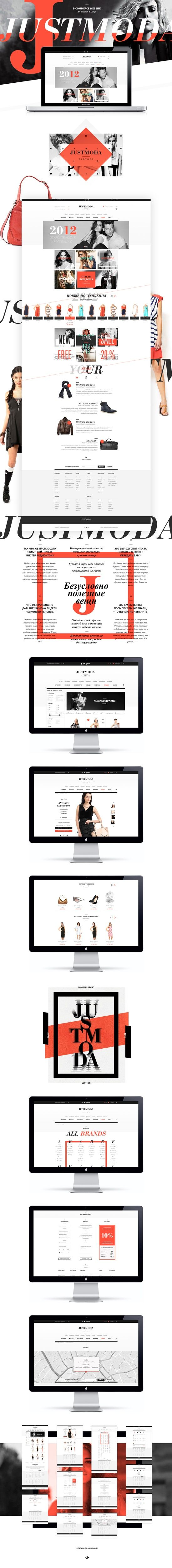 Fashion #Website