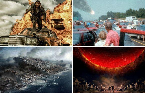 Best apocalyptic movies - Moviestore/REX;Moviestore Collection/REX;c.Sony Pics/Everett/REX;Snap Stills/REX