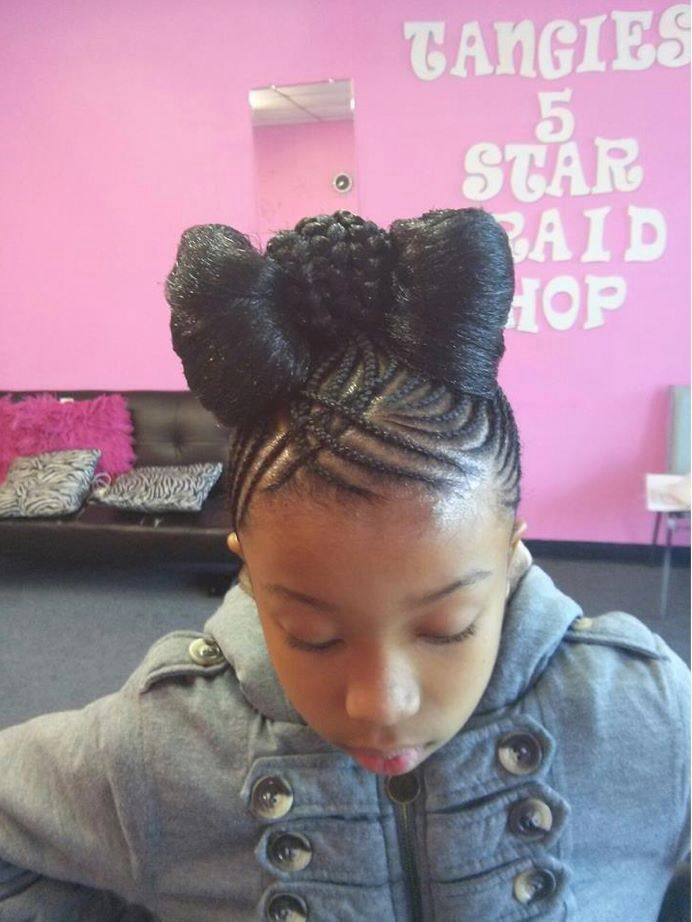 1000+ Ideas About Natural Kids Hairstyles On Pinterest