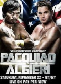 this the biggest boxing fight tournament of the year so friends don't miss   this the tournament so friends live this game plz visit this site and sing up 75% discount http://paciquiaovsalgierilivestream.blogspot.com/ Manny Pacquiao vs Chris Algieri live boxing tonight , Pacquiao vs Algieri live on hd tv ,Pacquiao vs Algieri live hd full episode online,Pacquiao vs Algieri live ipad,iphone