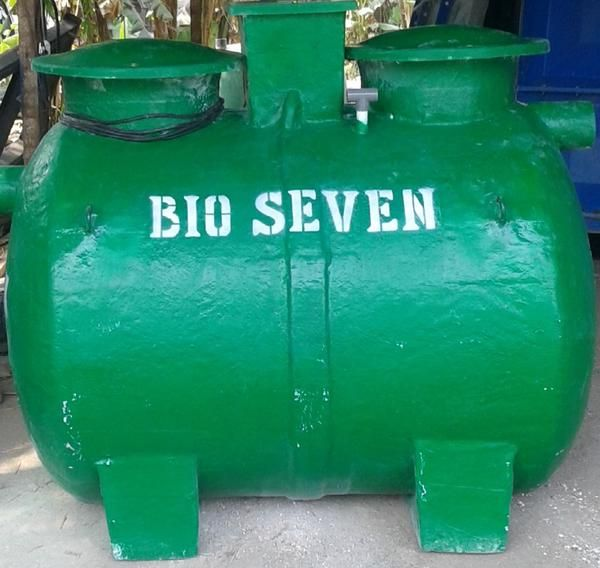 Kami PT. BioSeven Fiberglass Indonesia menjual Septic Tank Bio Seven STP…