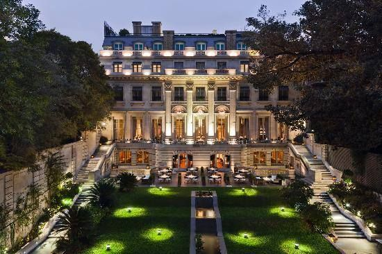 R- Hotel Palacio Duhau,Buenos Aires Argentina