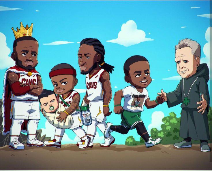 Cleveland Cavaliers spielen nicht 2nite mit #JRSmith. #Cavs VS #Warriors #Game …   – Great Sports Memes