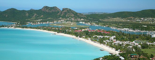 Jolly Harbour Beach Resort - Antigua