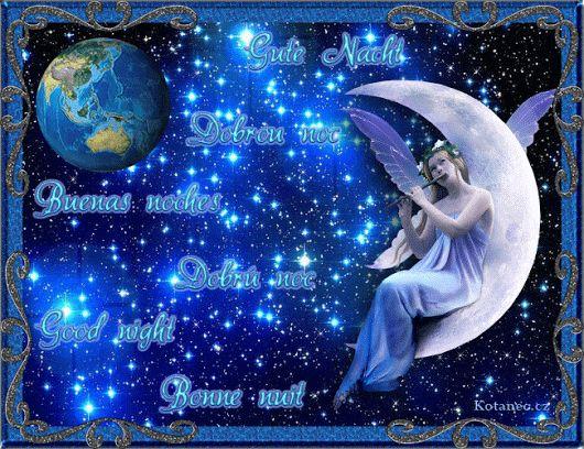Nech nočný spánok dušu pohladí a ranné slnko ťa rýchlo na nohy postaví ツ Pokojnú noc a nerušené sníčky ღ☆