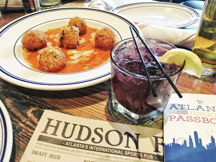 Hudson FC  - International Sports Pub  Places to eat in Atlanta, vegetarian food in Atlanta, Vegetarian Dining in Atlanta , sports bars in Atlanta, sports pubs in Atlanta