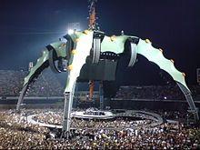 U2 360 tour.
