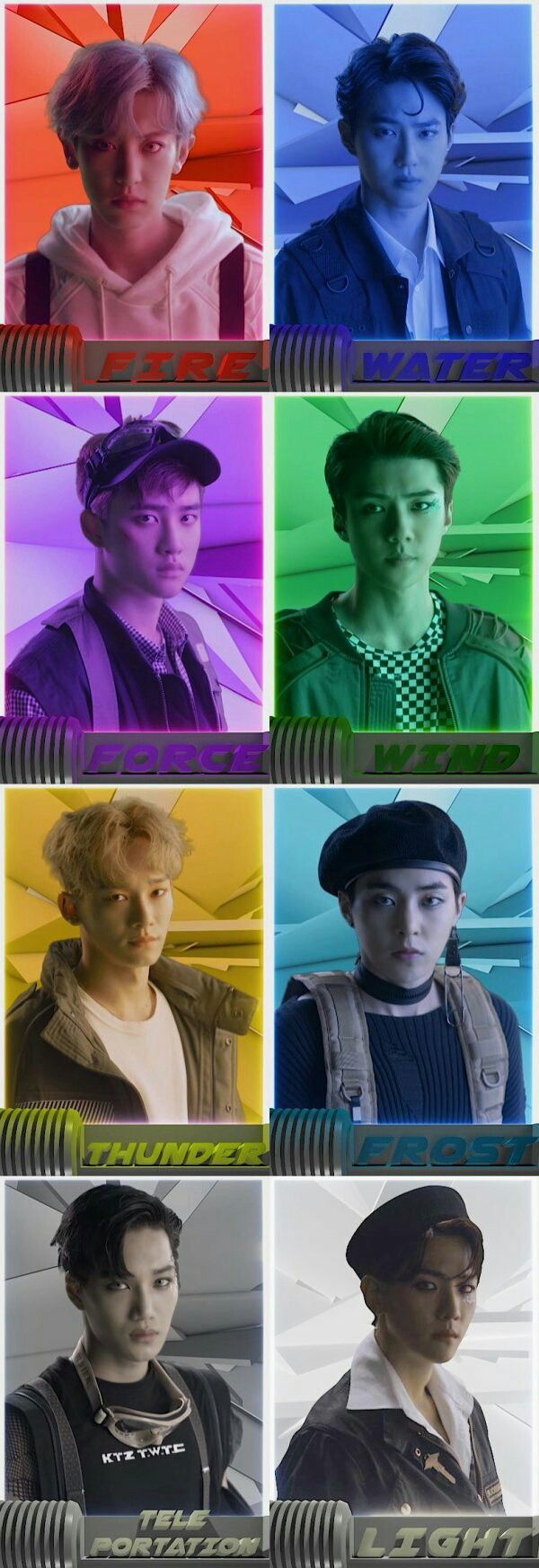 [NEWS/TRANS] 170830 EXO's Official 4th Repackage Album to be Released on Sep. 5 at 6 PM KST, Title Track 'Power' #exo