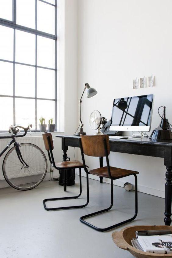 Home Office Ideas | #connox #beunique